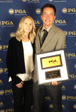 Zach wins PGA Teacher of the Year